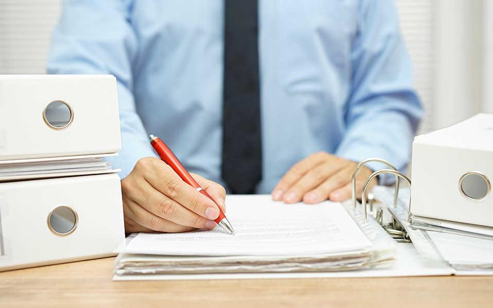 Подготовьте необходимые документы