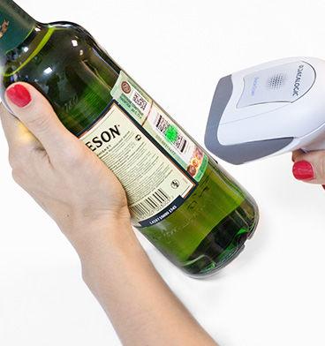 2d сканер для алкоголя
